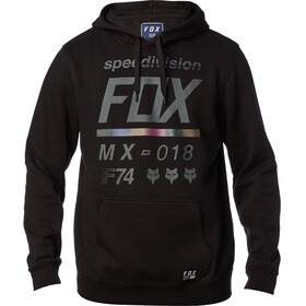 Fox District 2 Hoodie Herrer sort